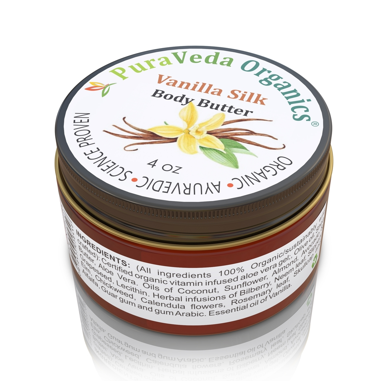 Vanilla Silk Body Butter