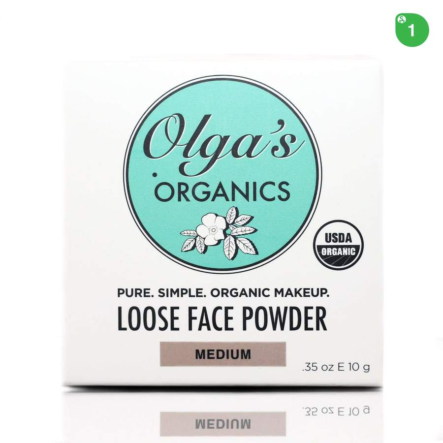 Medium Loose Powder- FØR 290 SPAR 40%