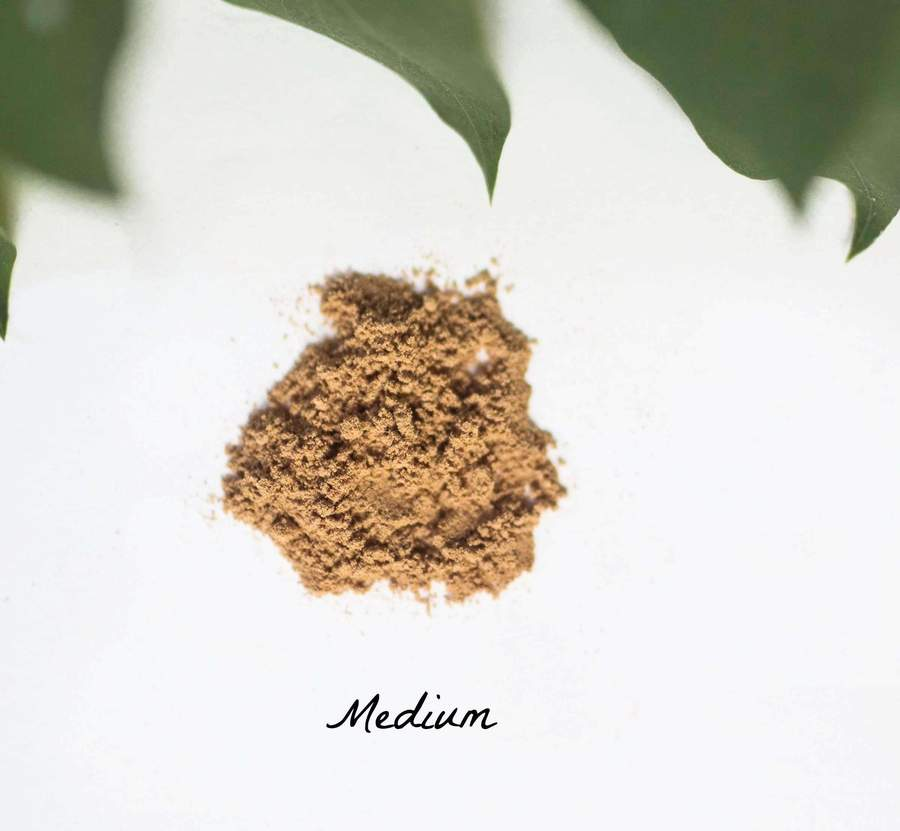 Medium Loose Powder