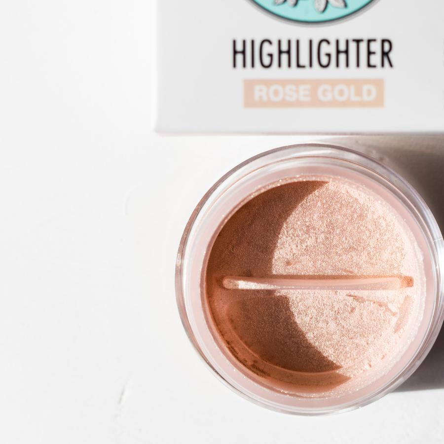 Highlighter - Rose Gold- FØR 200 SPAR 40%
