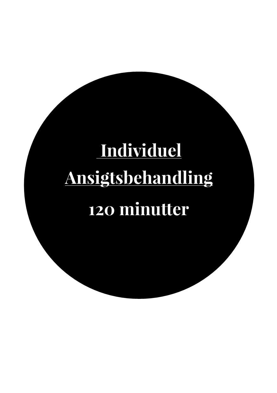 Individuel Ansigtsbehandling 120 minutter