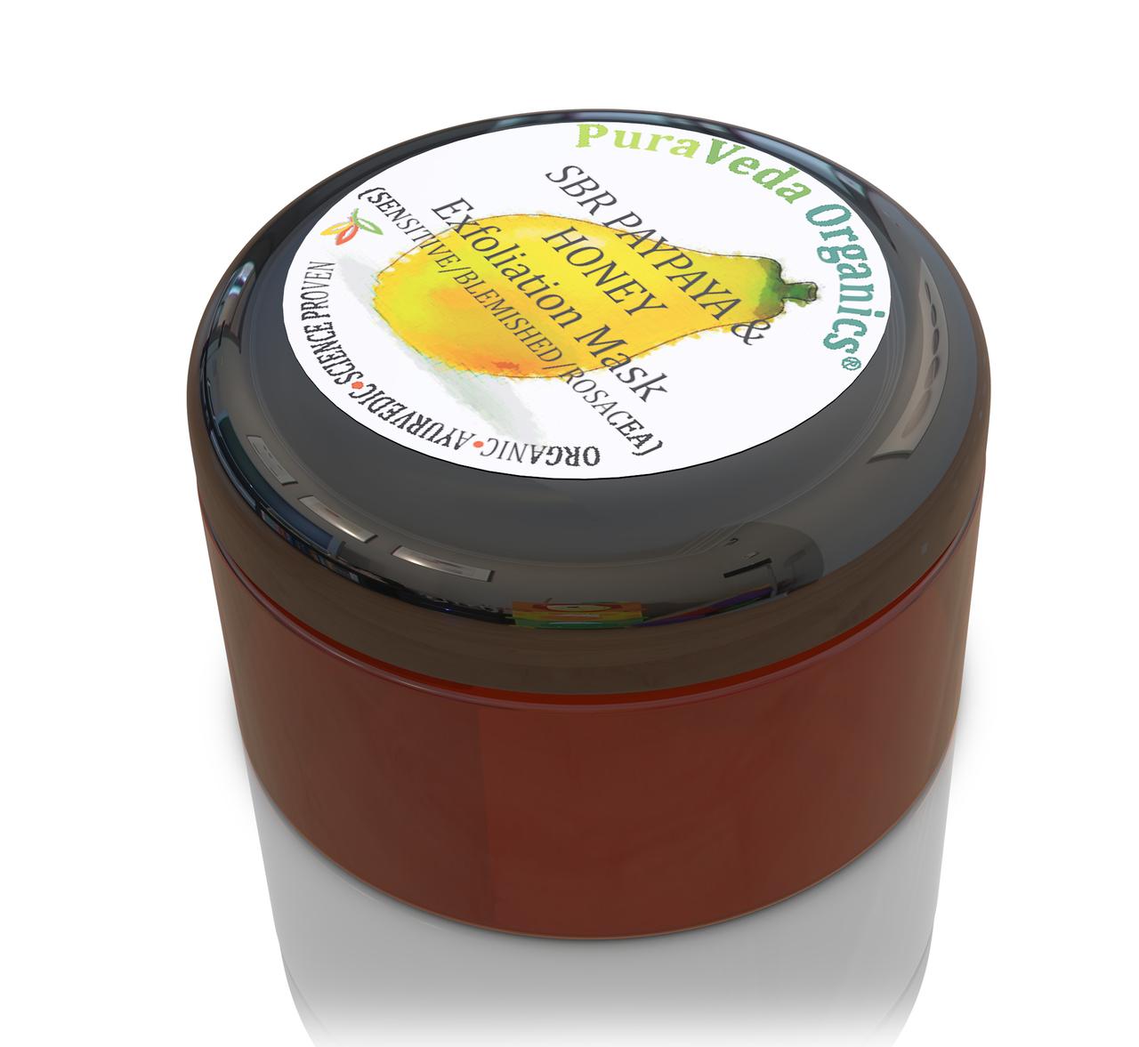 SBR Paypaya & Honey Exfoliation Mask