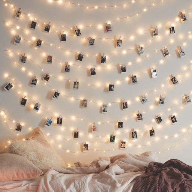 Copper Fairy Lights (Warm White)