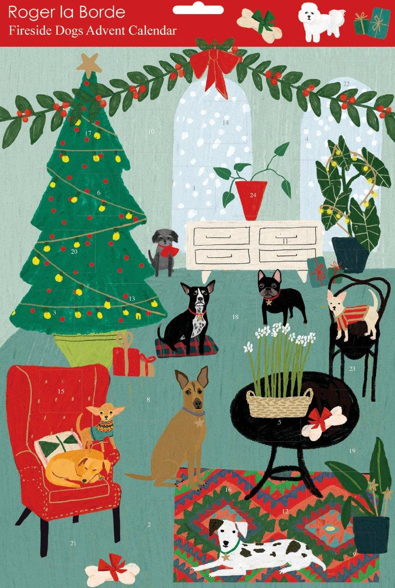 A3 Paper Advent Calendars