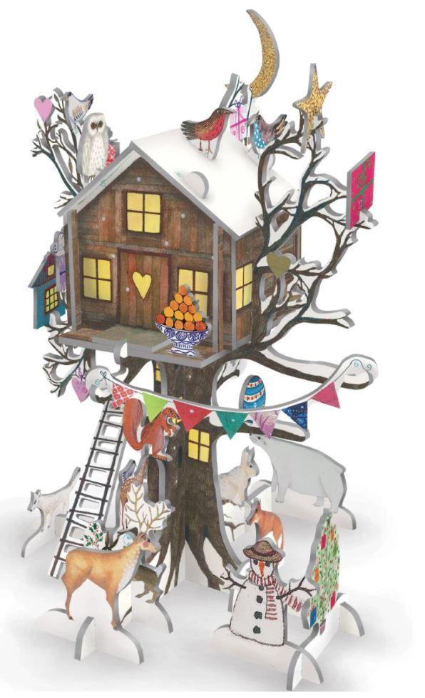 Treehouse Advent Calendar