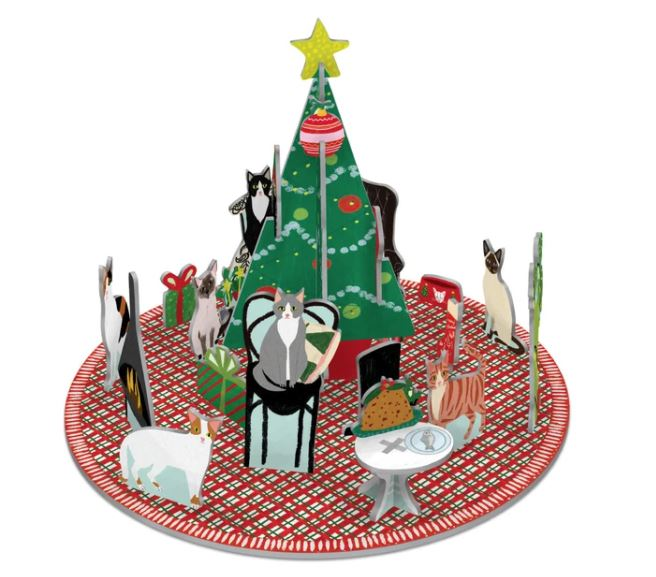 Fireside Cats Advent Calendar