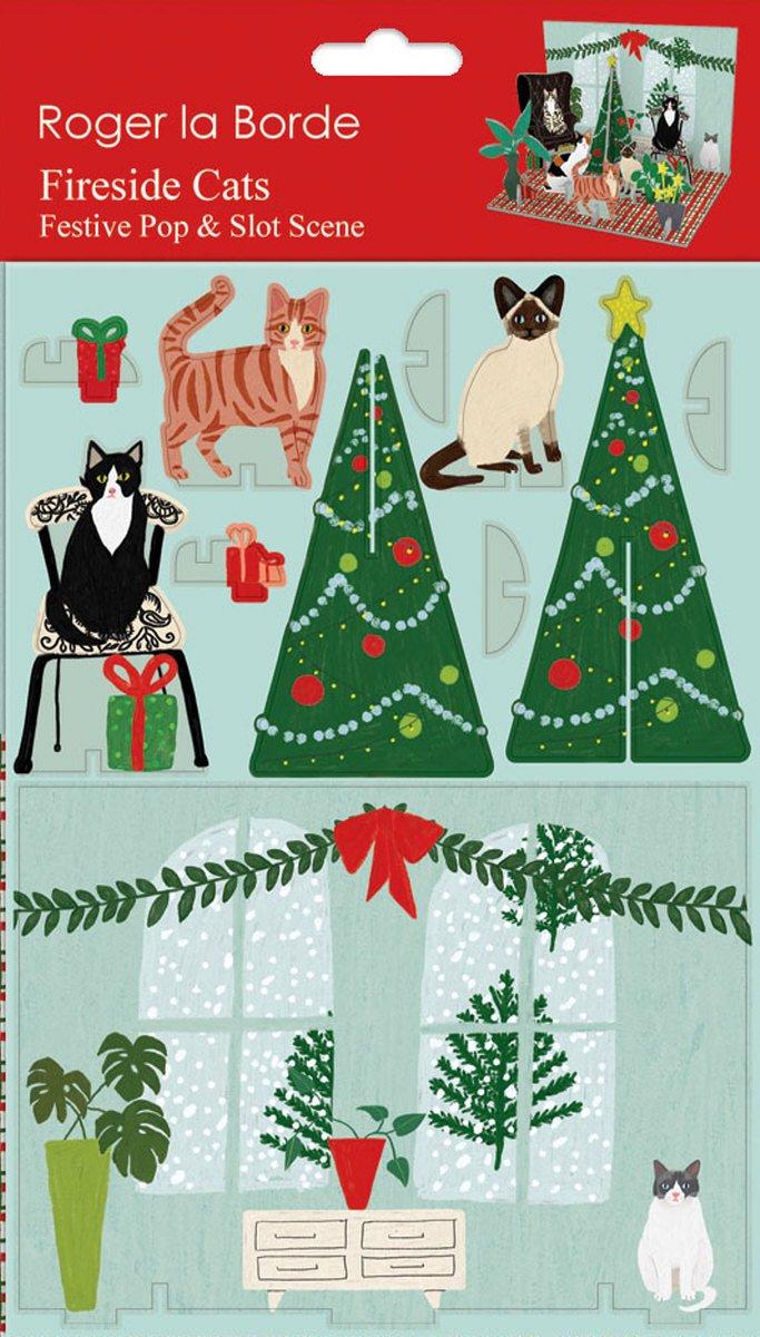 Pop & Slot Christmas Scenes