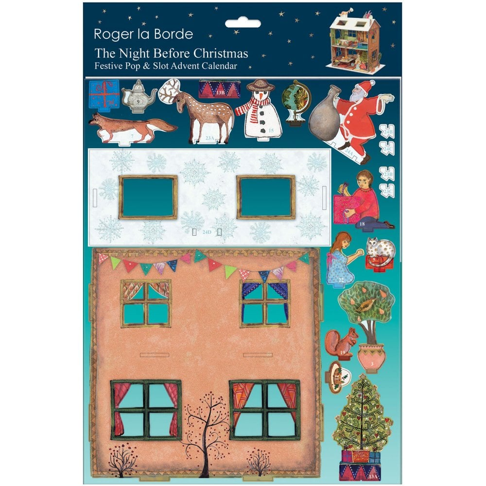 Night Before Christmas Advent Calendar