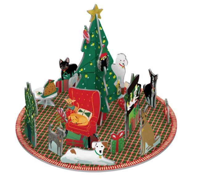 Fireside Dogs Advent Calendar