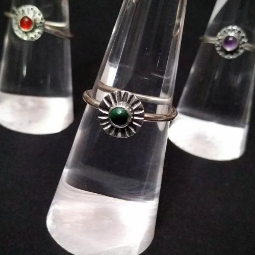 Stone Set Ring/Pendant Class (20th Jan)