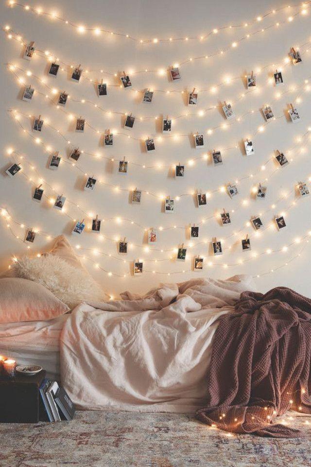 Copper Fairy Lights (Warm White)