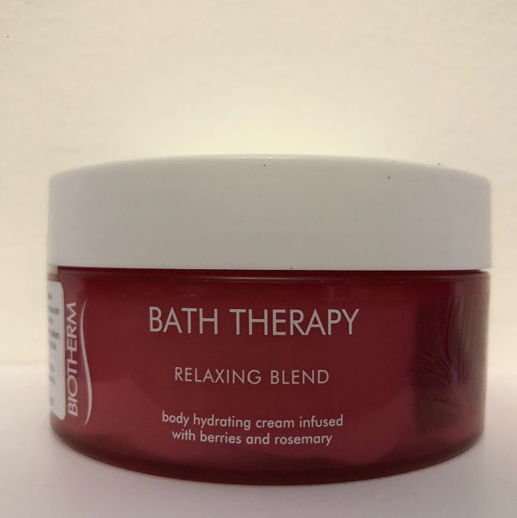 Biotherm Bath Therapy Relaxing Cream