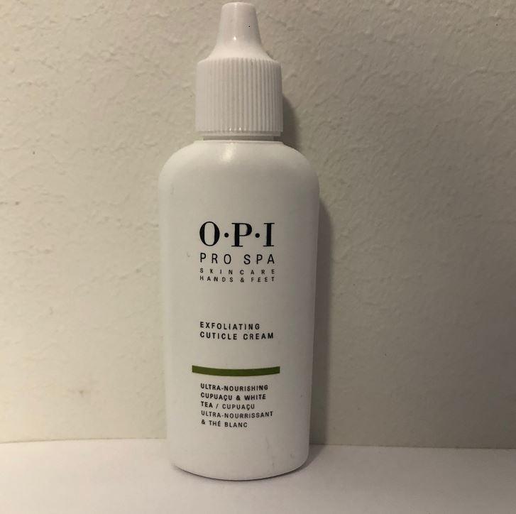 OPI Exfoliating Cuticle Treatment