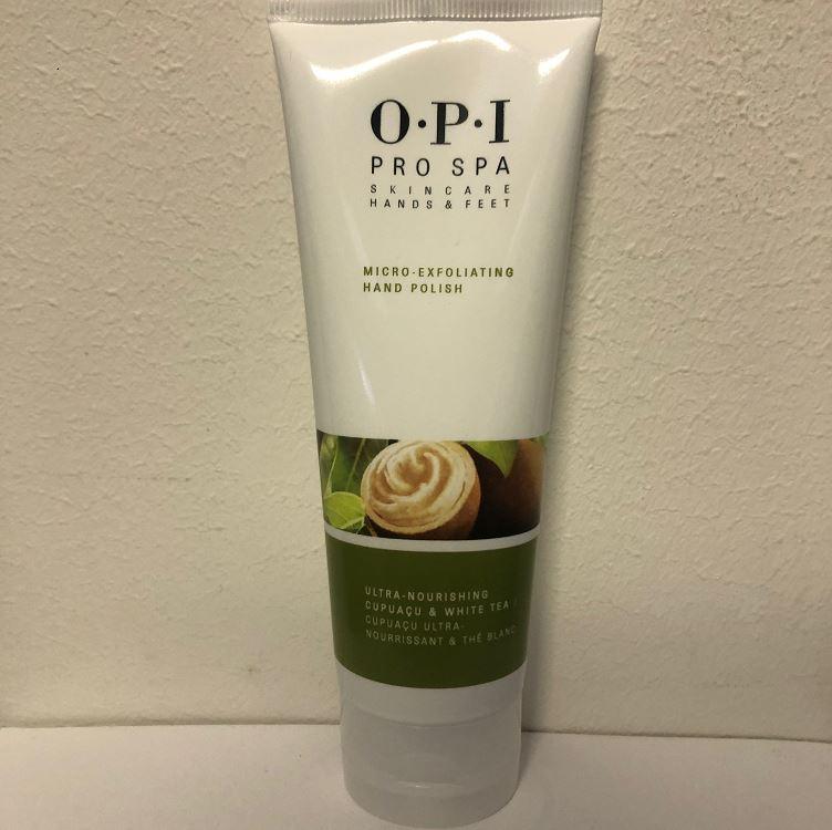 OPI Micro Exfoliating Hand Polish