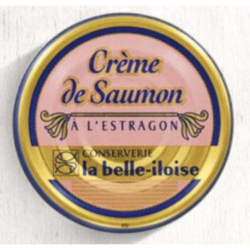 Belle Iloise Saumon Créme l'estragon 60g