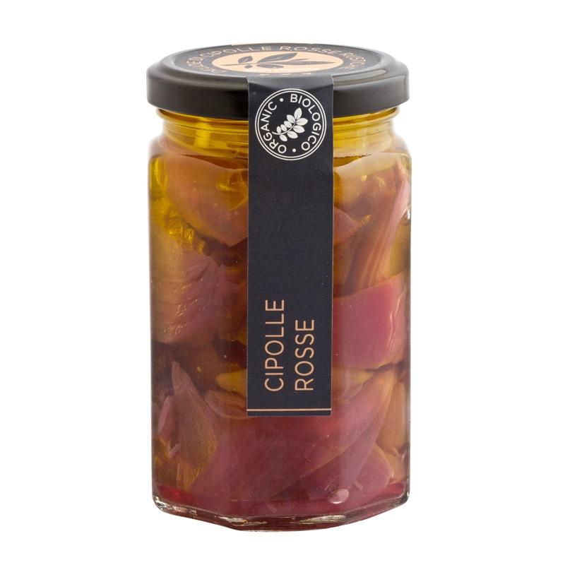 Don Antonio Cipolle Rosse Organic 280g
