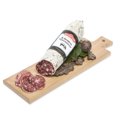IT Il Salame da Cinta Senese DOP 0.37 kg FAL (a whole)
