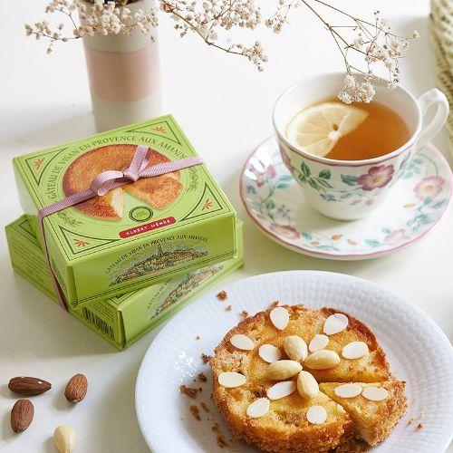 Albert Menes Almond Cake Visan en Provence 120g