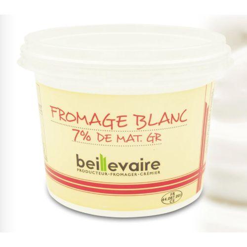 Beillevaire Fromage Blanc 500g