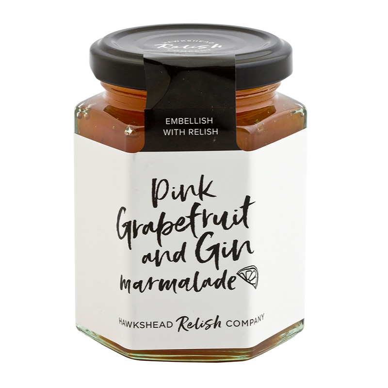Hawkshead Relish Pink Grapefruit & Gin Marmalade 225g