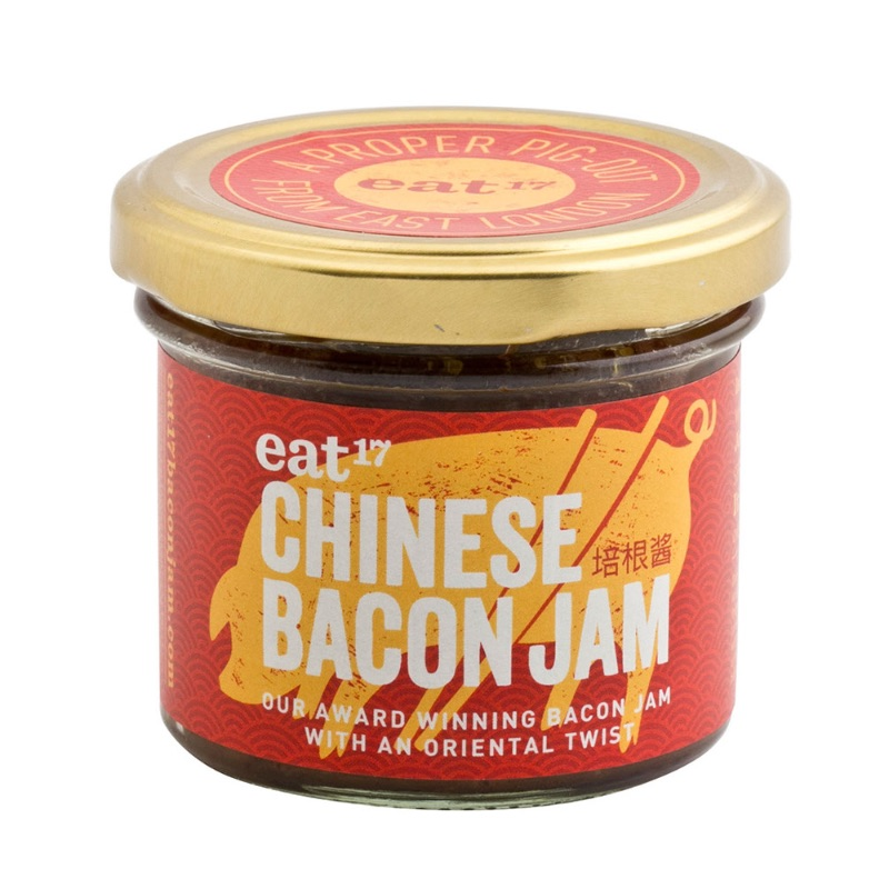 eat 17 Chinese Bacon Jam 105g