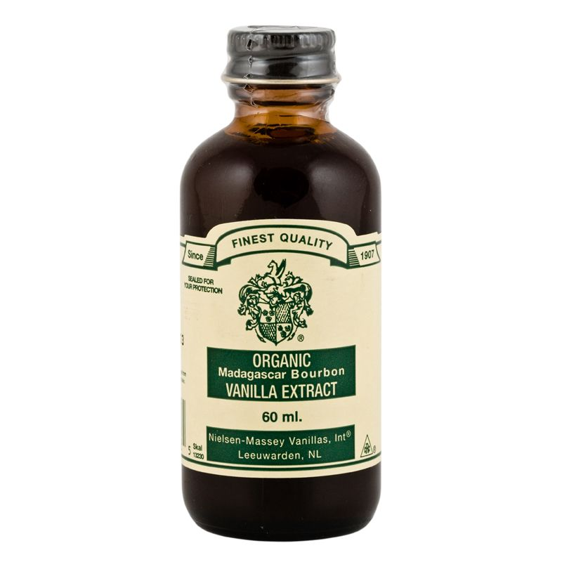 NM Organic Bourbon Vanilia Extract 60ml