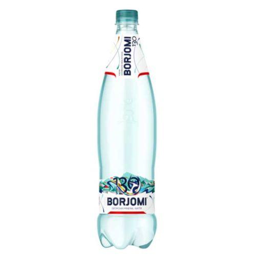 Borjomi Georgian Mineral Water Sparkling, PET 1l