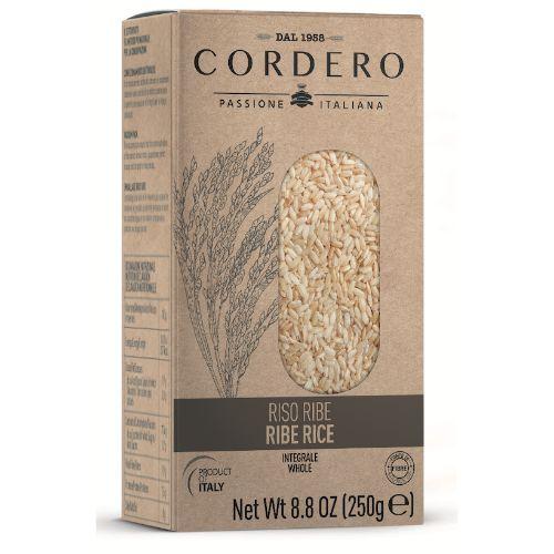 Cordero Wholemeal Ribe Rice 250g
