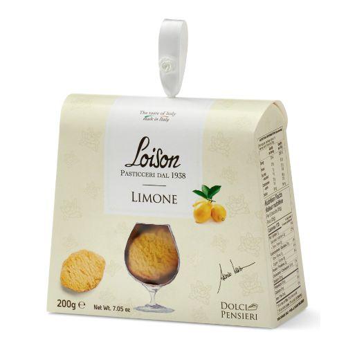 Loison Biscotti Lemon L1100A 200g