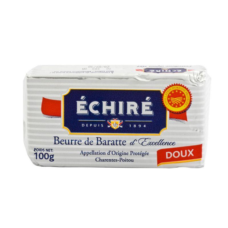 Echiré* Beurre de Baratte Doux 100g