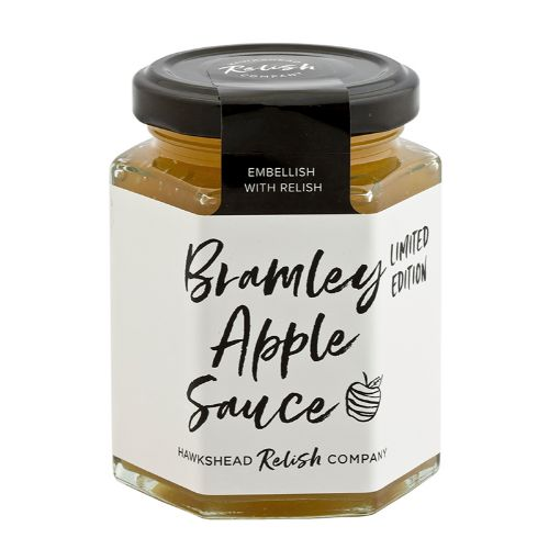 Hawkshead Relish Bramley Apple Sauce 200g