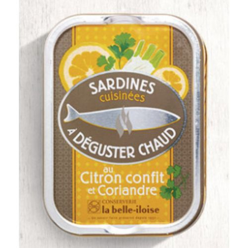 Belle Iloise Sardines with Preserved Lemon and Coriander 115g