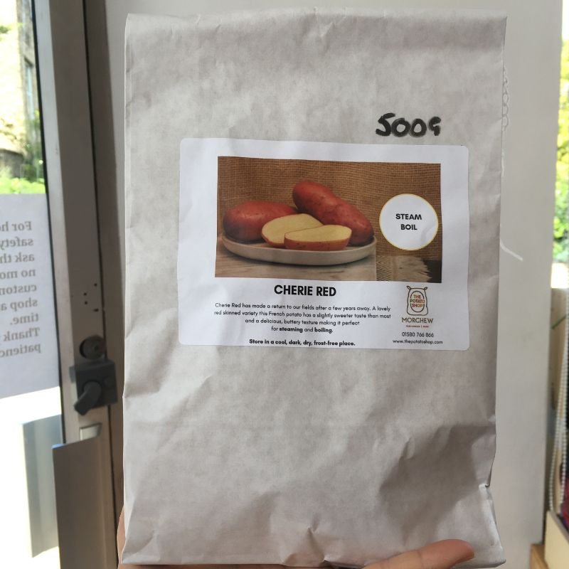 Potato Cherie Reds / Rosevelt 500g