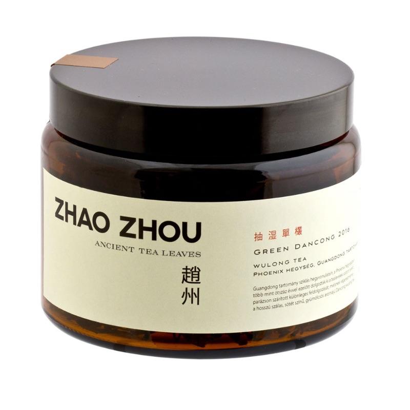 Zhao Zhou Green Dancong No505 2019 60g