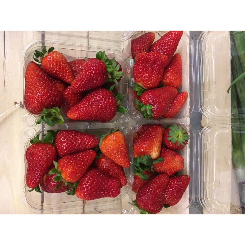 Strawberries 227g