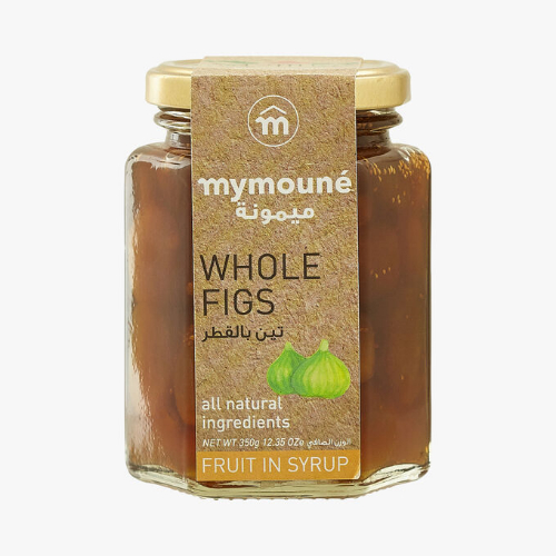 Mymoune Whole Figs in Syrup 340g