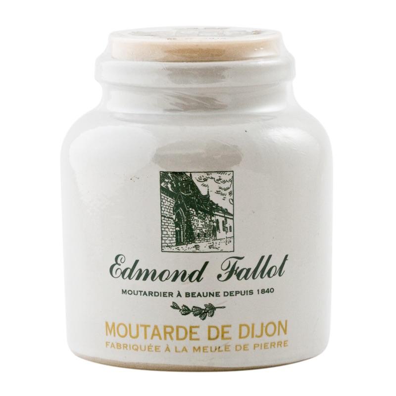 E.Fallot Dijon Mustard in a pot 250g