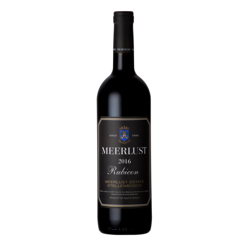 Meerlust Estate Rubicon 2016 0,75l