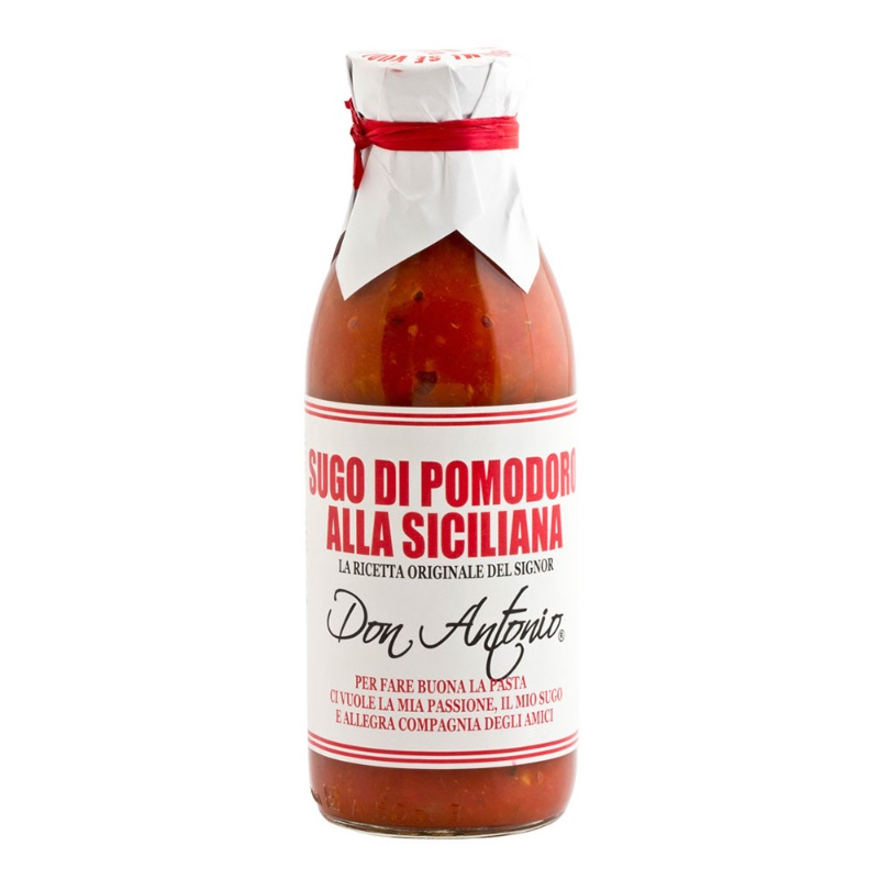 Don Antonio Sugo all Siciliana 500g