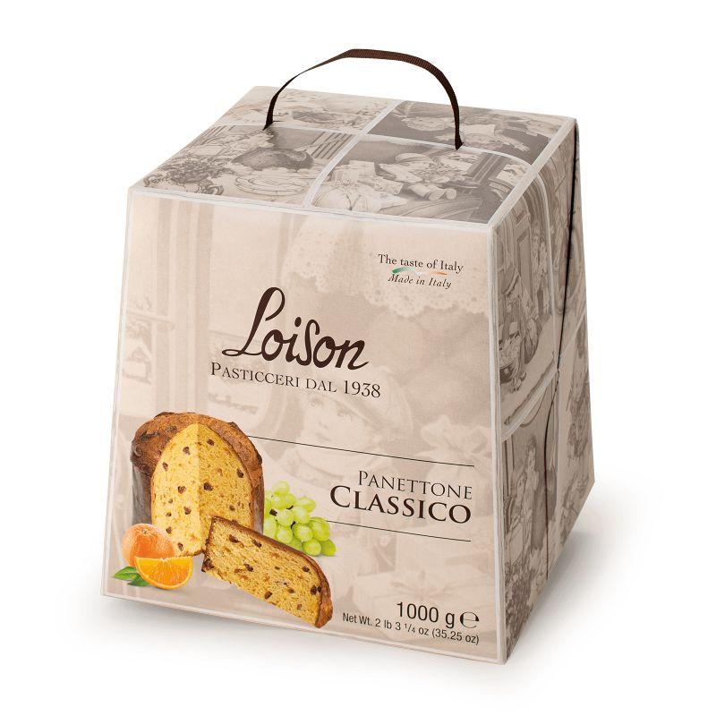Loison Panettone Classico box L907 1kg