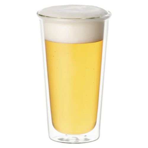 KINTO Cast Double wall beverage glass 340ml