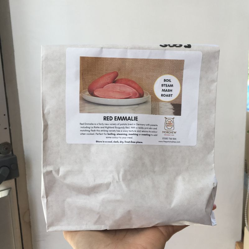 Potato Red Emmalie 500g
