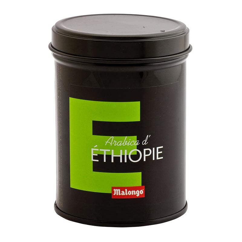 Malongo Café Arabica du Éthiopie Organic 125g