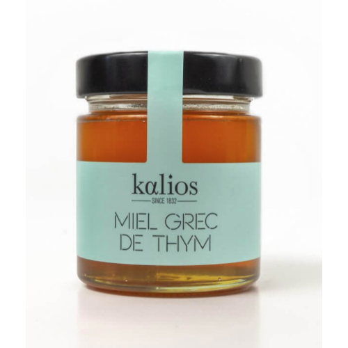 Kalios Greek Thyme honey 250g