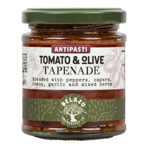 Belazu Tomato & Olive Tapenade 165g