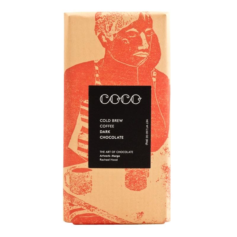 Coco Choco Dark Cold Brew Coffee 80g