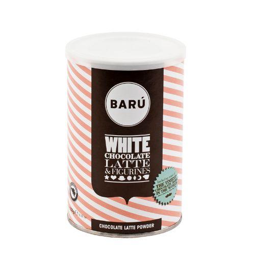 Baru White Chocolate Latte Powder 250g