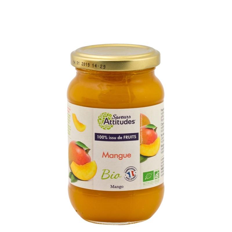 Naturgie Organic Mango Jam 310g