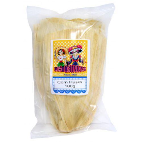 Totomoxtle Corn Husks 100g