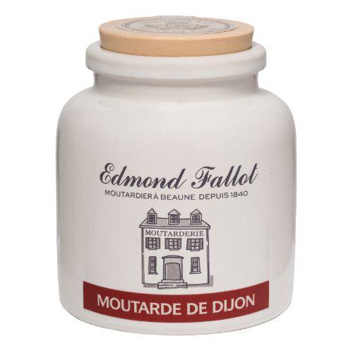 Edmond Fallot Dijon Mustard Stoneware Pot 105g